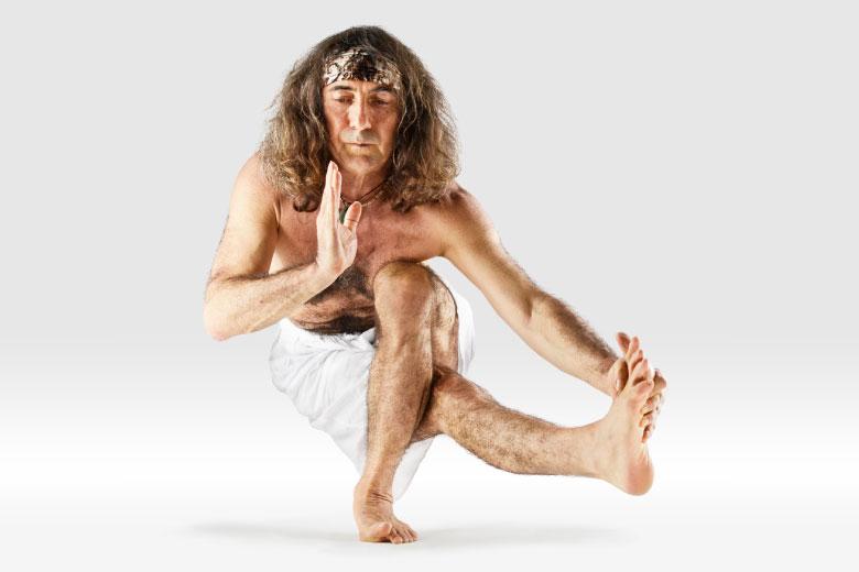 Ashtanga yoga with Danny Paradise