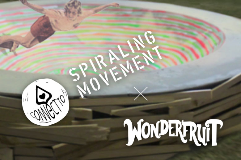 Connect To…Spiraling Movement by OVERSTAND