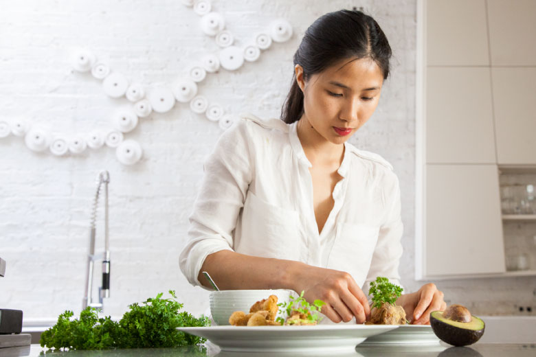 Chef Daphne Cheng