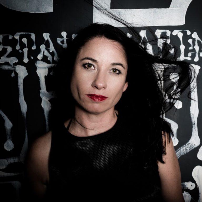 Microgallerist Kat Roma Greer
