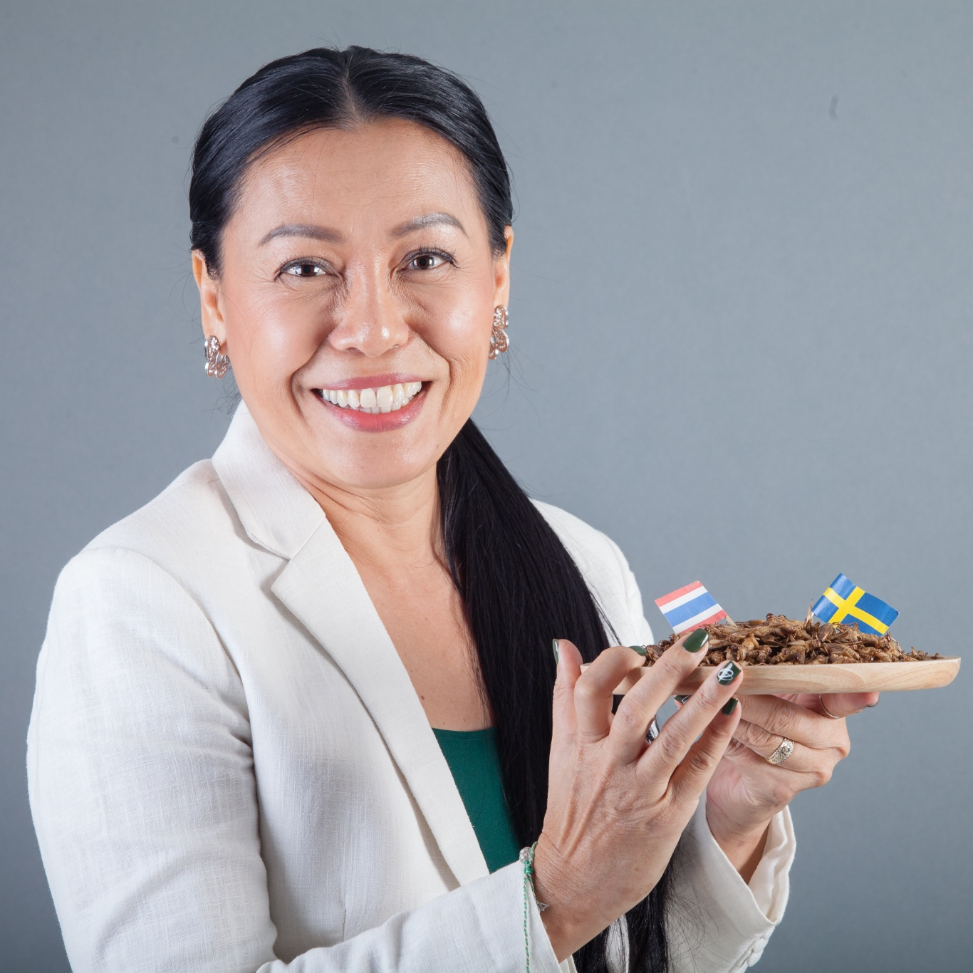 Eating Bugs for the Planet with Kanitsanan Thanthitwat