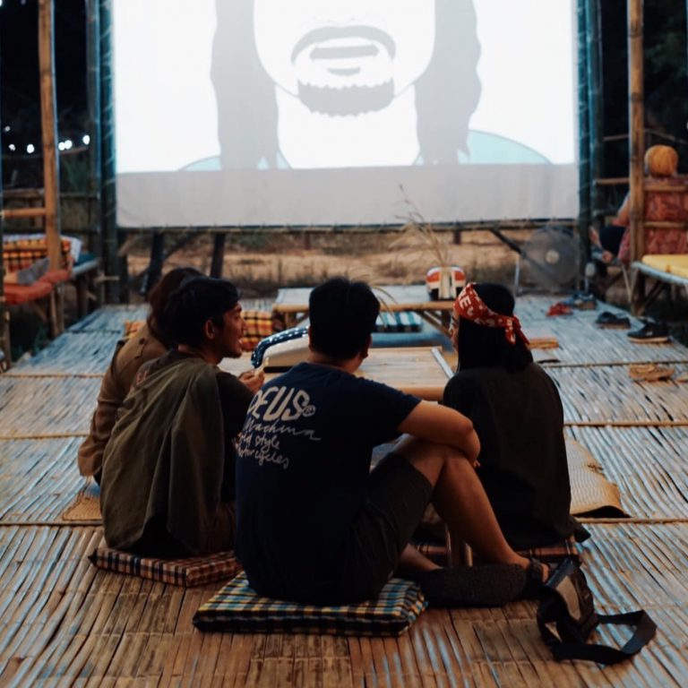 Short Film Screening by Deus Ex Machina
